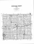 Index Map, Chickasaw County 2001 - 2002